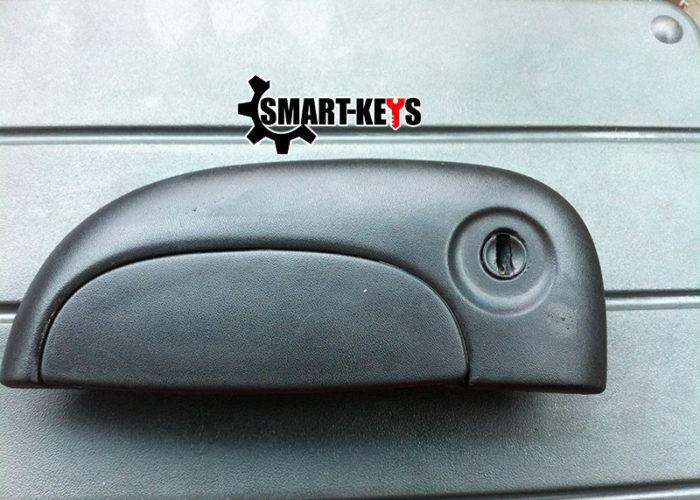 ручка двери Renault Kangoo