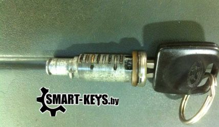 Ремонт замка (личинки) двери Ford Galaxy