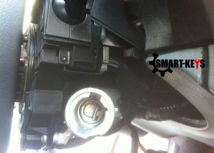 Ремонт замка зажигания Ford Transit
